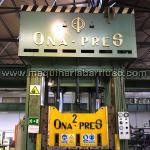 Prensa ONA-PRES  de 400 Tn