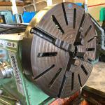 Torno GEMINIS Mod. 870 de 4.000 mm entre puntos  con accesorios