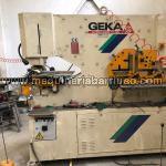 Punzonadora GEKA Mod. 110 SD con utillajes