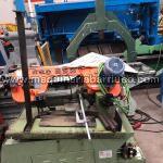 Sierra de cinta hidráulica semi-automatica FAT 250