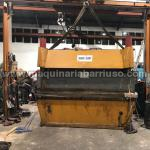 Plegadora CASANOVA de 3050 x 100 Tn