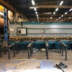 Cizalla hidraulica CASANOVA VCE 6x16 CNC