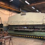 Plegadora MEBUSA de 6050 x 400 Tn