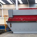 Plegadora CASANOVA de 6100x 400 Tn