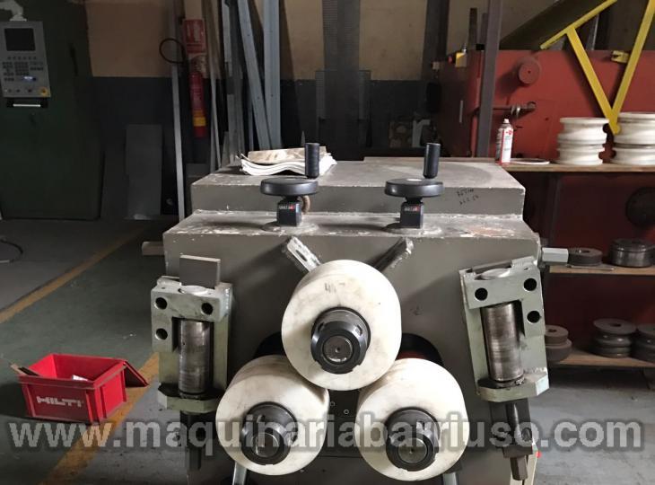 Curvadora de perfiles COMAC Mod. 304