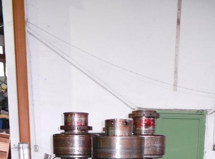 Curvadora COMAC Mod. 309 HV4