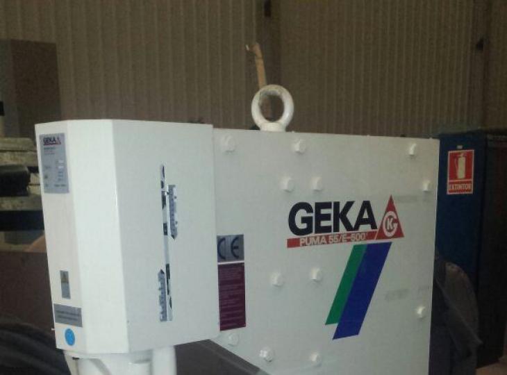 Punzonadora  GEKA PUMA 55 S