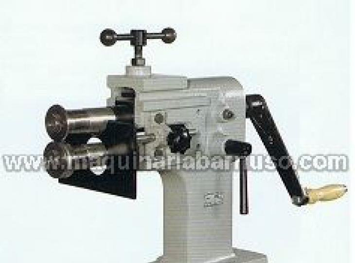 Bordonadora manual 1,25x63