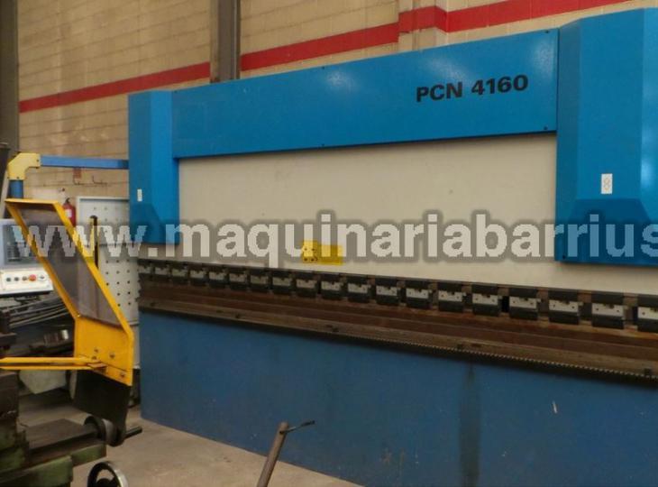 Pressbrake ERMAKSAN Mod. PCN 4160 of 4000 x 160 Tn