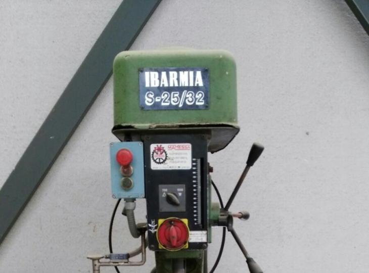 Taladro IBARMIA S-25/32