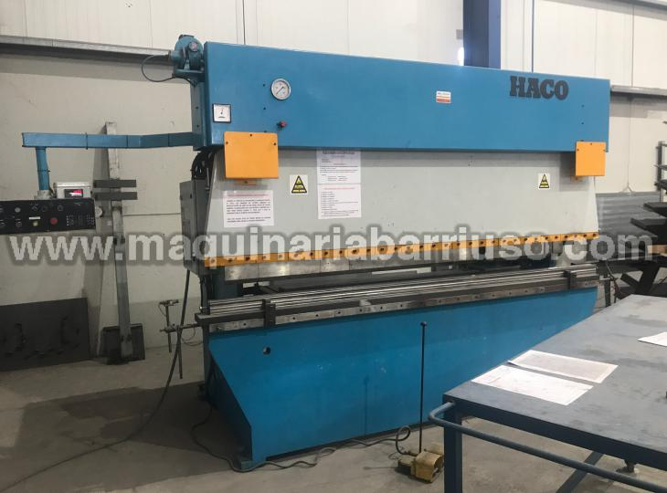 HACO pressbrake Mod. PPB 30100 of 3050 x 100 Tn