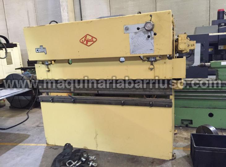 Press brake AJIAL of 2000 x 50 Tn
