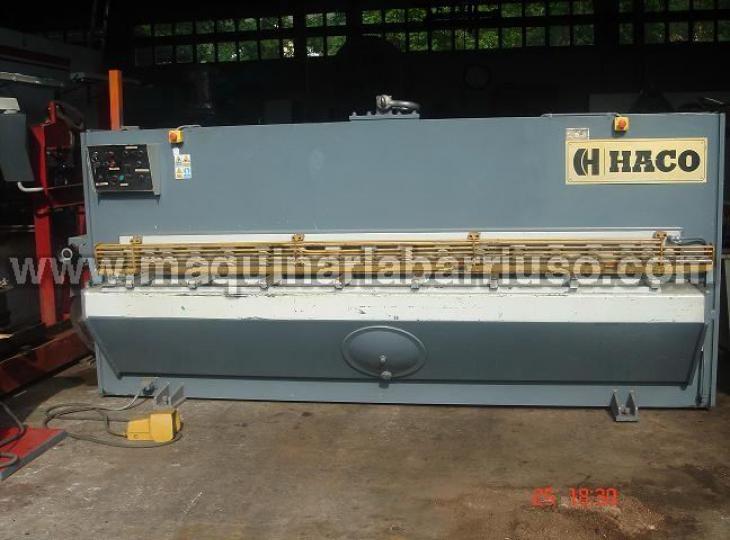 Cizalla HACO  TS306  3050 x 6 mm