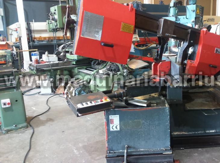 Sierra de cinta DANOBAT Mod. SCP-500 DI