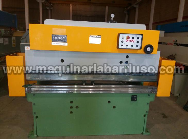 Press Brake OMAG of 2000 x 50 Tn