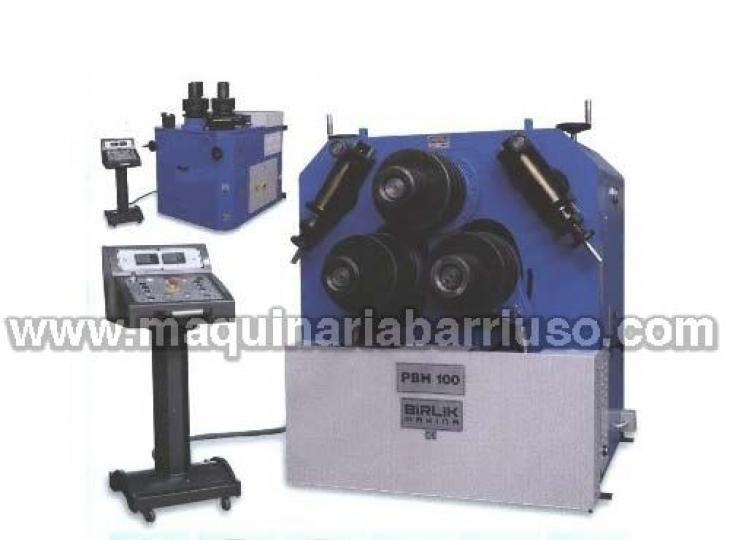 Curvadora de perfiles Birlik PBM-30