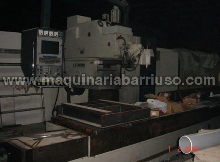 Fresadora  LF 3000