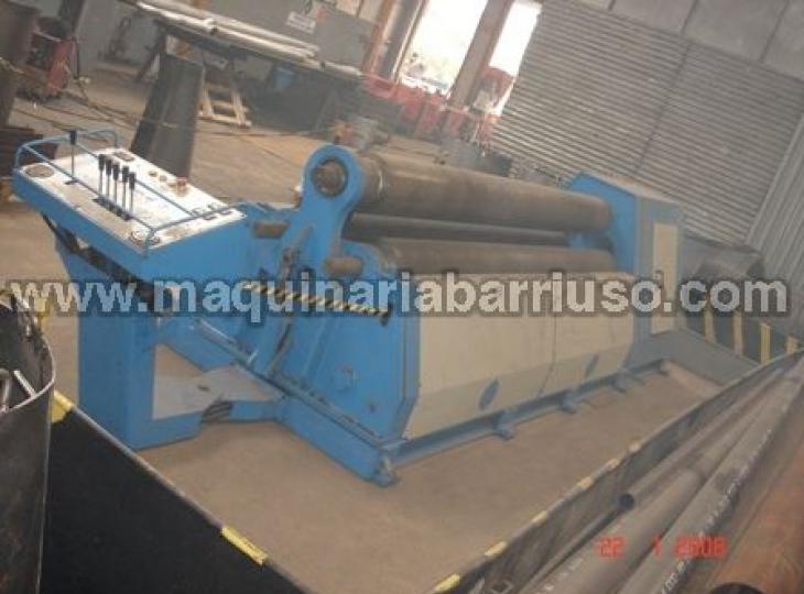 Cilindro Curvador Hirdáulico Modelo HSM-3 3100x10/13