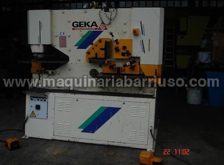 Punzonadora GEKA Hydracrop 80 SD