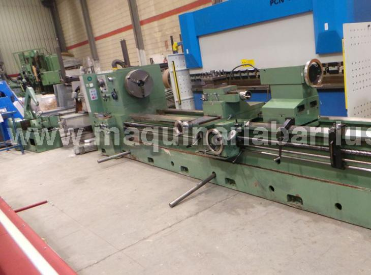 Torno Gurutzpe Super AT de 4000 x 1000