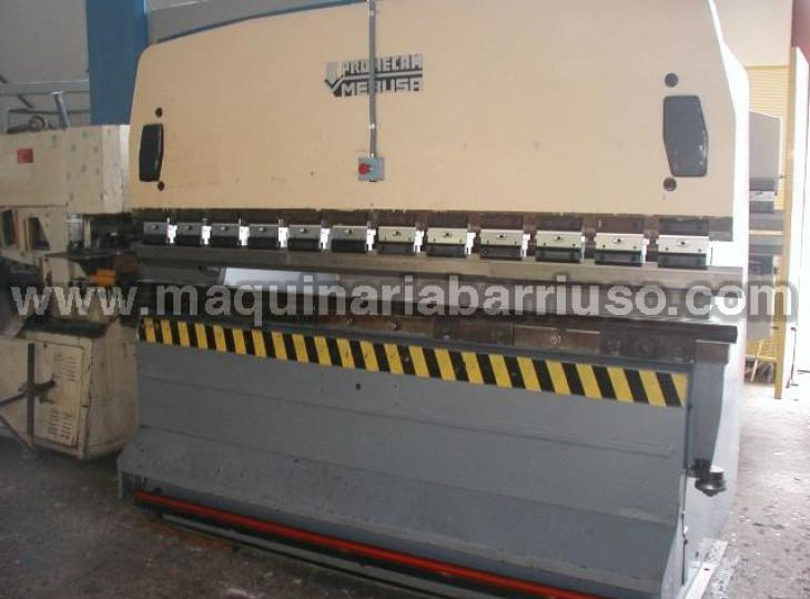 Plegadora MEBUSA mod. PH-90,25  de 2500 x 90 Tn.