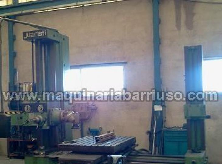 Mandrinadora Juaristi mod. MDR con usillo de  115 mm