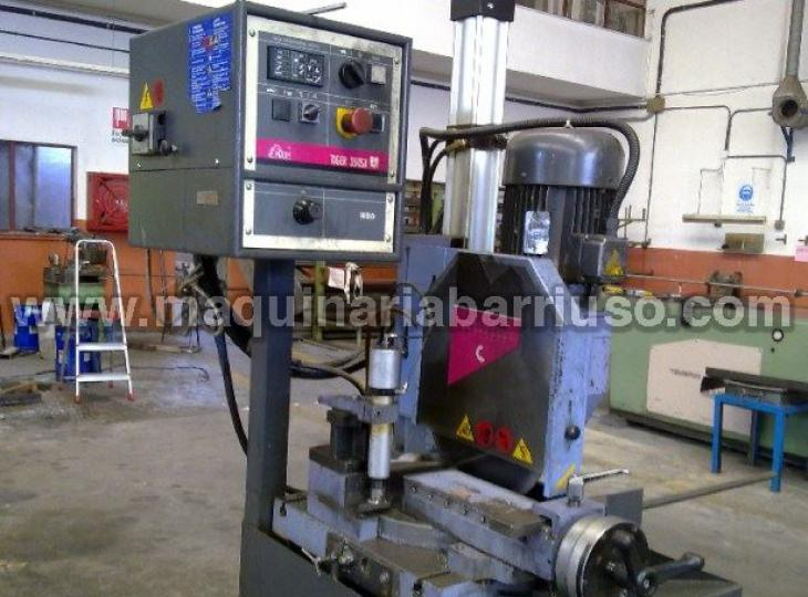 Tronzadora de tubo marca MEP modelo TIGER 350 SX