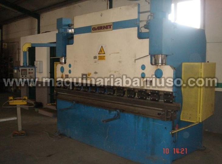 Hydraulic  GARNET Press Brake  mod AP 3100 120.