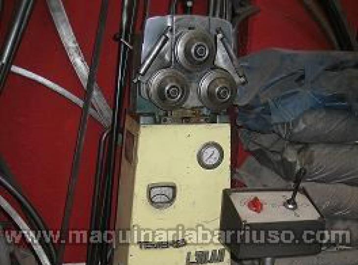 Curvadora de perfiles  TEJERO L-30-H