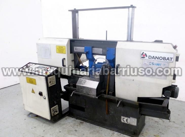 Sierra de cinta DANOBAT CR330A