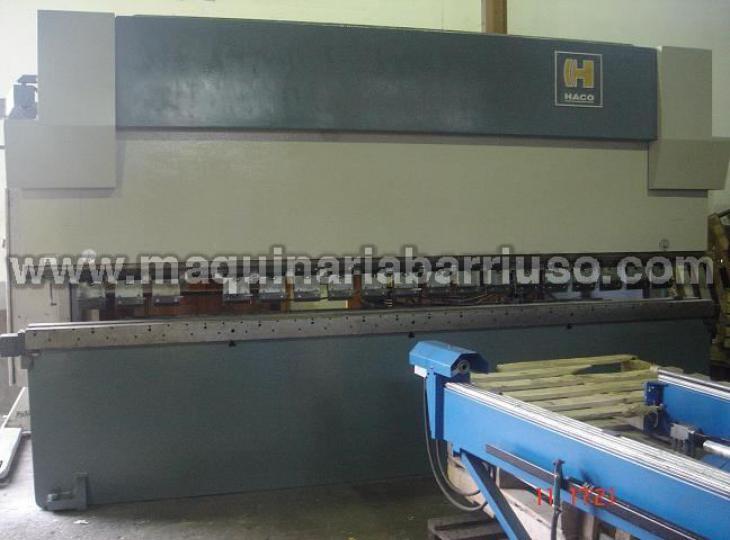 Plegadora HACO 4300 X 225 Tn electrónica
