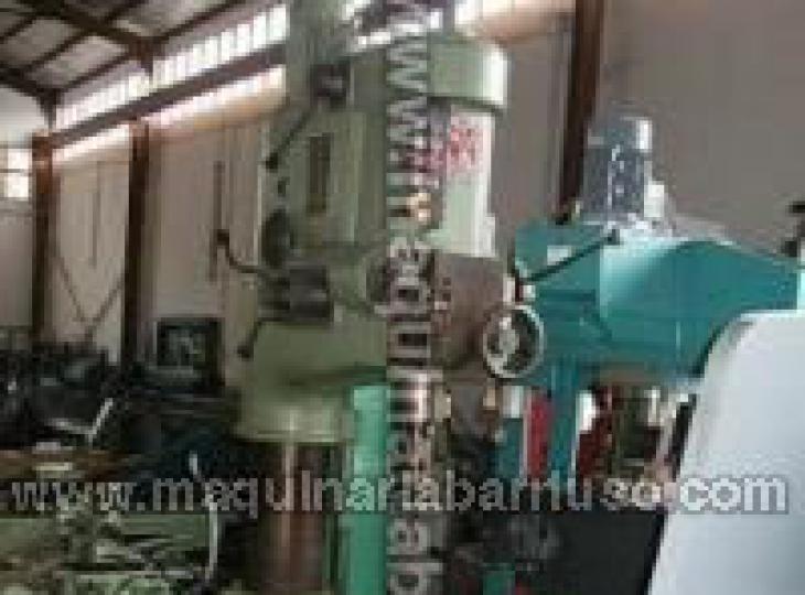 Drylling machine IRUA  60 de engranes