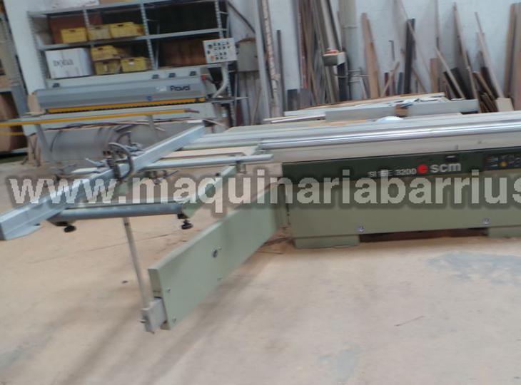 ESCUADRADORA SCM Mod. SI 16 E 3200