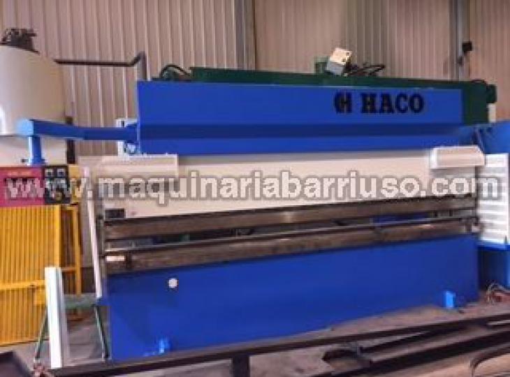 Plegadora HACO PPM40150 de 4000 x 150 Tn