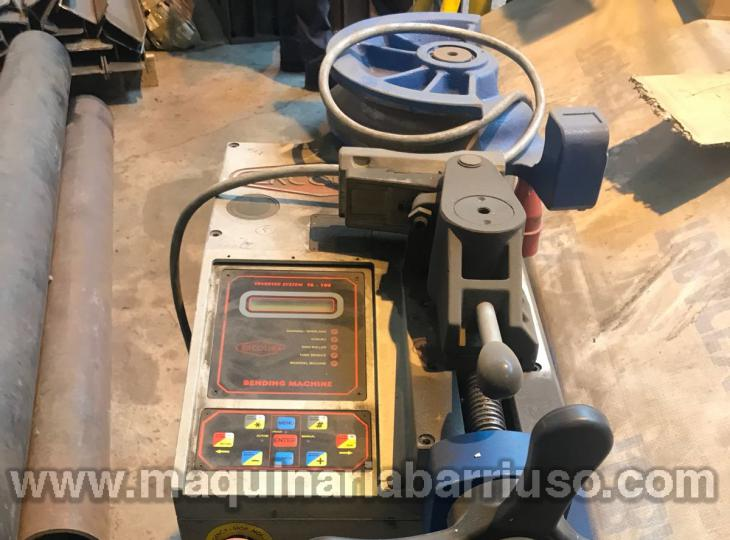 Curvadora ERCOLINA  Mod. TOP-030 TRIF