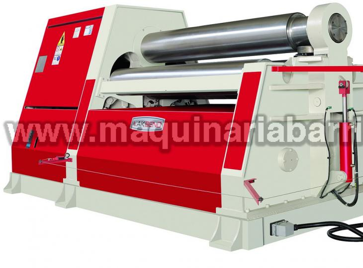 Plate roll AKYAPAK AHS 3010 with four cylinders of  3050 x 10/13