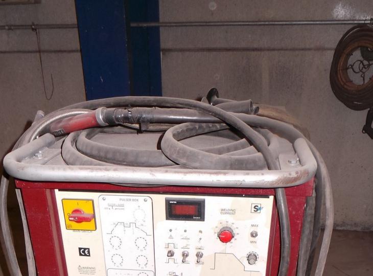 Welding machine WELTRONIC  mod. GENUS 402