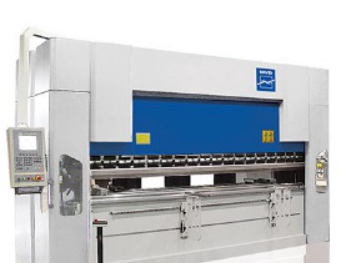 Plegadora MVD IBEND CNC de 1250 x 40 Ton