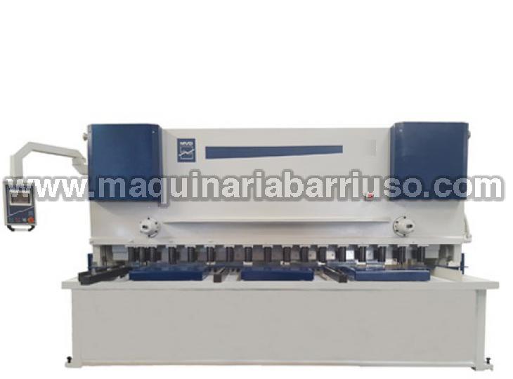 Cizalla de corte vertical ángulo variable MVD IShear C20-4000 de 4100 x  20 mm
