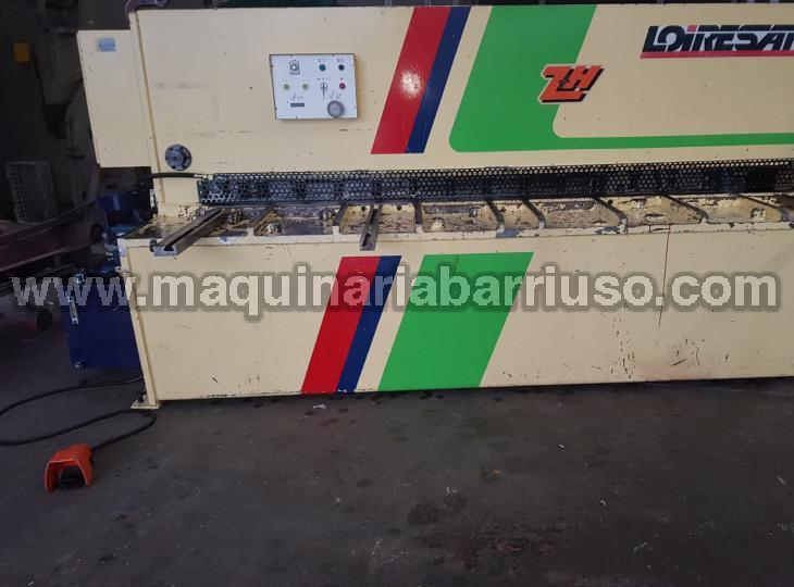 Cizalla LOIRE Mod. CHV-103 de 3050 x 10 mm