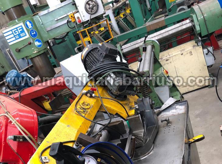 Sierra de cinta manual MG K-260